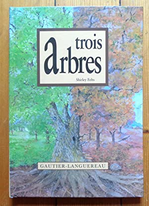 Trois arbres. Pop-up