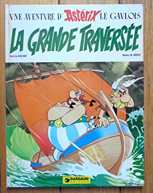 La grande traversée: René Goscinny, Albert