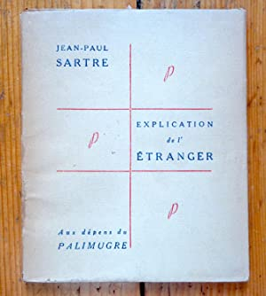 Explication de l'Etranger.