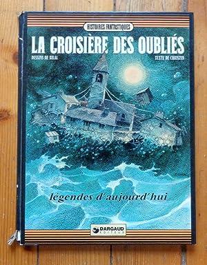 La croisière des oubliés. Edition originale.: Bilal Enki: