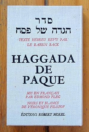 Haggada de Pâque.: Fleg Edmond, Rabbin