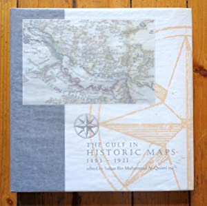 The gulf in historic maps. 1493-1931.