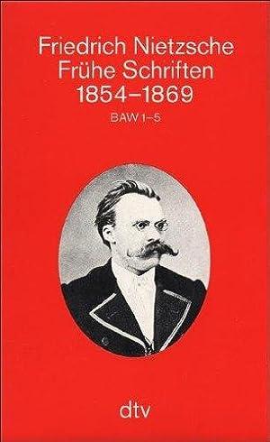Schriften der Studenten- und Militärzeit : 1864: Nietzsche, Friedrich und