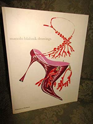 Manolo Blahnik Drawings.