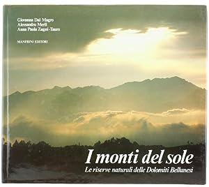 I MONTI DEL SOLE. Le riserve naturali: Dal Magro G.,