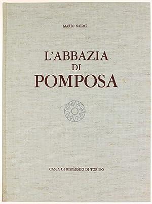 L'ABBAZIA DI POMPOSA.: Salmi Mario.