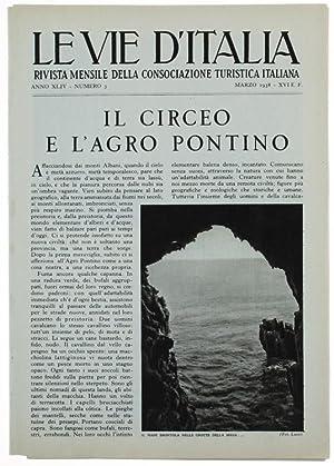 IL CIRCEO E L'AGRO PONTINO - POMEZIA,: Sanminiatelli Bino -