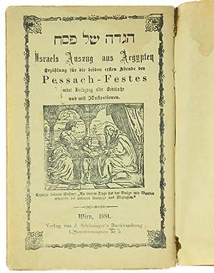 ISRAELS AUSZUG AUS AEGYPTEN. Erzählung für die