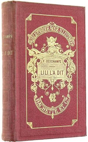 LILI L'A DIT.: M.me L. De
