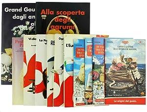 DODICI RICETTARI COOP 1992-2002.:: Slow Food (in collaborazione).