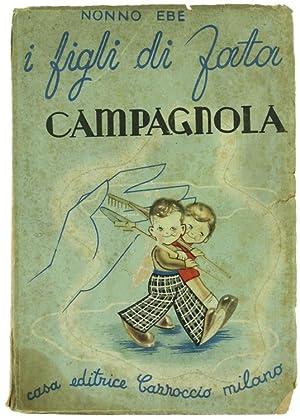 I FIGLI DI FATA CAMPAGNOLA.:: Nonno Ebe.