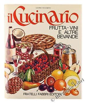 FRUTTA - VINI E ALTRE BEVANDE (Il: Roggero Savina.