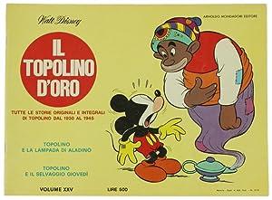 TOPOLINO E LA LAMPADA DI ALADINO -: Disney Walt.