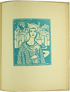 XILOGRAFIA. Pubblicazione Mensile di Xilografie Originali. Anno II - Num. 21.: