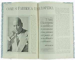 COME SI FABBRICA L'ENCICLOPEDIA.: Viviani Alberto.