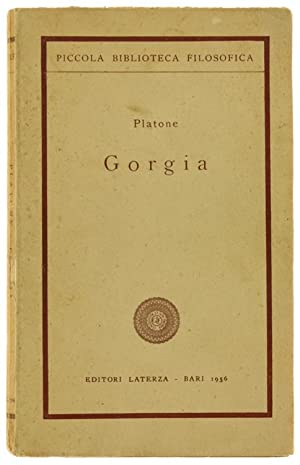 GORGIA.: Platone.