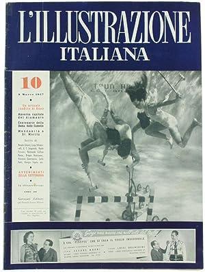 L'ILLUSTRAZIONE ITALIANA - N. 10 - 10