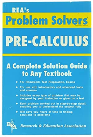 solve my pre calculus problem