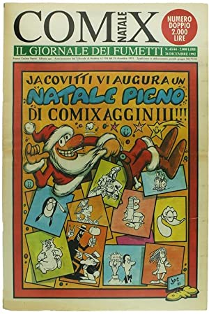 COMIX. IL GIORNALE DEI FUMETTI. N.43/44 -