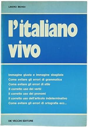 L'ITALIANO VIVO.: Biondi Libero.