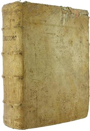 JOHANNIS OYNOTOMI I.U.D. CLARISSIMI, ET PROFESSORIS QUUONDAM PUBLICI, & CELEBERRIMI, IN ...