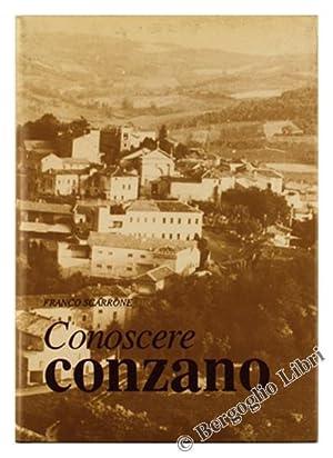 CONOSCERE CONZANO. Divagazioni sul tema dell'onomastica.:: Scarrone Franco.