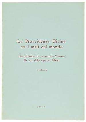 LA PROVVIDENZA DIVINA TRA I MALI DEL: Petroni Domanico.