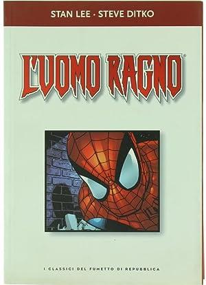 Fumetti classici abebooks - Libro da colorare uomo ragno libro ...