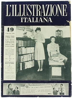 L'ILLUSTRAZIONE ITALIANA - N. 49 - 8