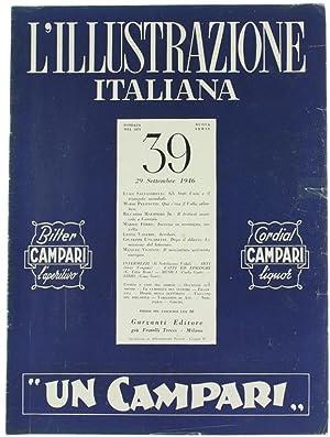 L'ILLUSTRAZIONE ITALIANA - N. 39 - 29