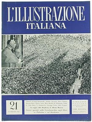 L'ILLUSTRAZIONE ITALIANA - N. 21 - 26
