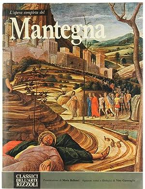 L'OPERA COMPLETA DEL MANTEGNA.: Bellonci Maria, Garavaglia