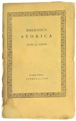 LE STORIE tradotte da Francesco Ambrosoli, con: Ammiano Marcellino.