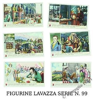 FIGURINE LAVAZZA ORIGINALI.: Lavazza.