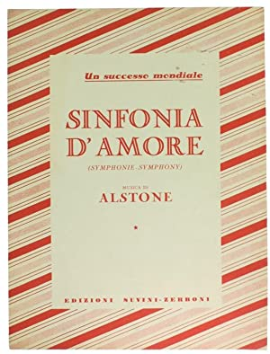 SINFONIA D'AMORE.: Alstone.