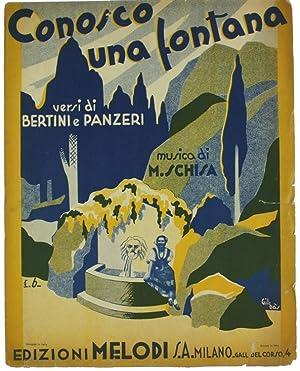 CONOSCO UNA FONTANA.: Bertini e Panzeri,