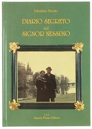 DIARIO SEGRETO DEL SIGNOR NESSUNO.: Brosio Valentino.