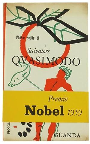 POESIE SCELTE.: Quasimodo Salvatore