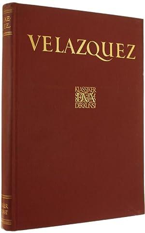 VELAZQUEZ DEIS MEISTERS GEMALDE IN 275 ABBILDUNGEN.: Allende-Salazar Juan.