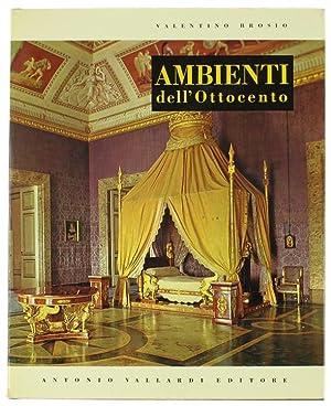AMBIENTI ITALIANI DELL'OTTOCENTO.: Brosio Valentino.