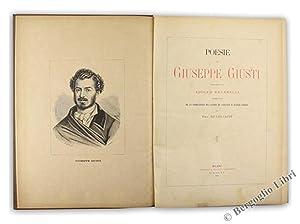 POESIE illustrate da Adolfo Matarelli commentate da: Giusti Giuseppe.