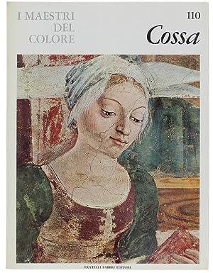 FRANCESCO DEL COSSA. I Maestri del Colore: Scassellati-Riccardi Vincenza.