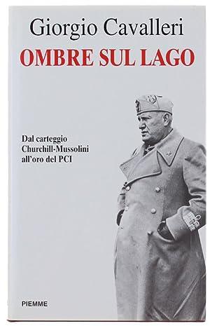 Ombre sul lago (Italian Edition)