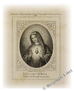 RICORDO DEL MESE MARIANO nella R.le Chiesa