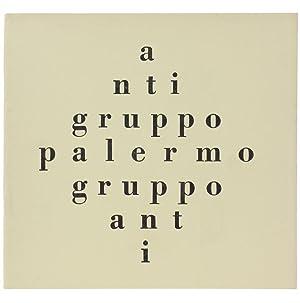 ANTI TESTI DI LETTERATURA POLEMICA. N. 5.: Antigruppo - Palermo