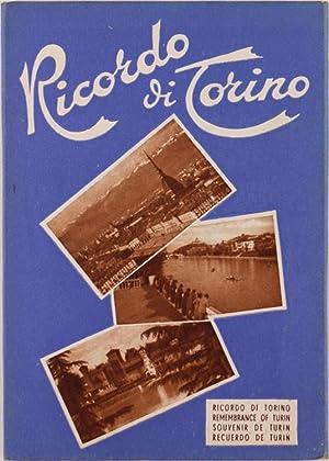 RICORDO DI TORINO.: