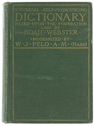 NEW UNIVERSAL GRAPHIC DICTIONARY OF THE ENGLISH: Pelo W.J.