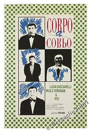 CORPO A CORPO.:: Cucciarelli Lucia, Vergnani Paolo & Vito.