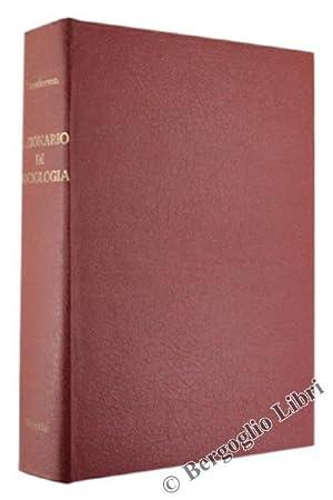 DIZIONARIO DI SOCIOLOGIA.:: Theodorson George A. e Achilles G.