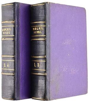 L'ESTETICA. I: L'idea del bello d'arte. II: Hegel G.G.F.
